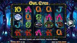 Spiele Owl Eyes Nova - Video Slots Online
