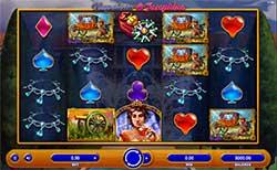 Napoleon N Josephine Slot Machine
