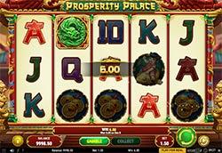 Play Prosperity Palace Slot Machine By Play N Go Vegas Slots