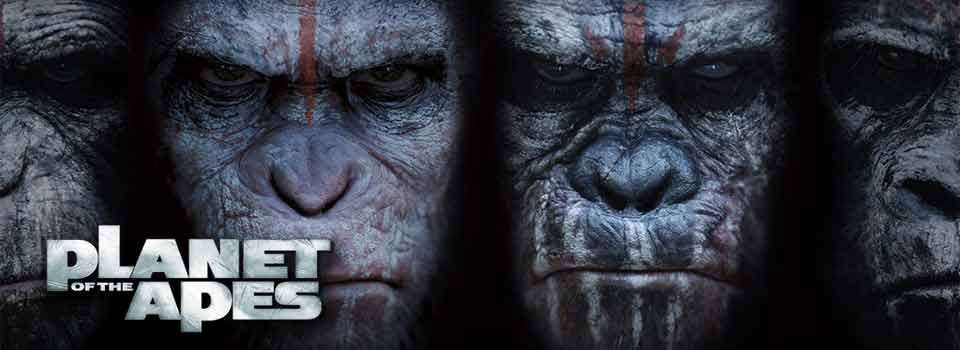 Planet of the Apes NetEnt - Mobil6000