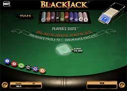 Blackjack by IGT