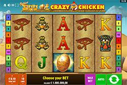 Spiele Golden Egg Of Crazy Chicken - Video Slots Online