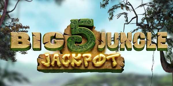 Big 5 Jungle Jackpot Free Stakelogic Slots Vegas Slots