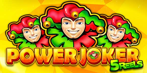 Spin The Reels Of Power Joker Slot By Stakelogic Vegas Slots