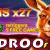 Redroo Slot by Lightning Box