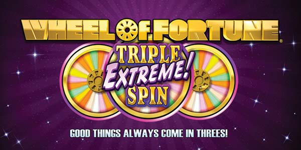 Wheel of Fortune Triple Extreme Spin