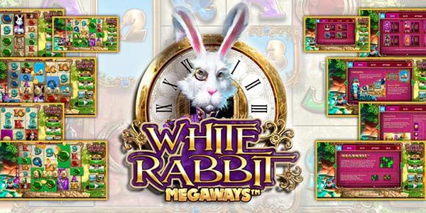 Play White Rabbit Slot Machine By Big Time Gaming Vegas